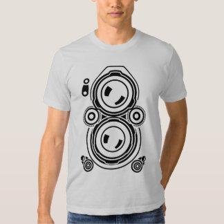 Lente de Rolleiflex 2,8 T-shirt
