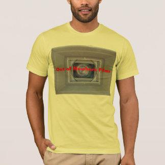 lente, fora dos filmes da nenhumaa parte camiseta