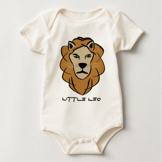 Leo a camisa do leão babadores