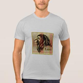 Leo o leão camiseta