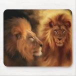 Leões Mouse Pad