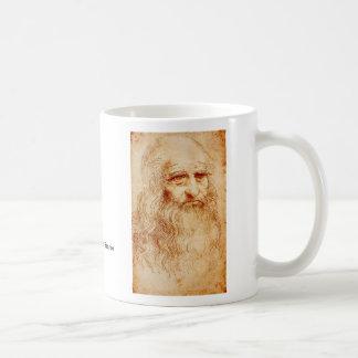 Leonardo da Vinci Caneca De Café