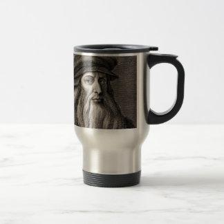 Leonardo da Vinci Caneca Térmica