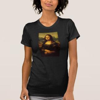 Leonardo da Vinci - Mona Lisa Camiseta