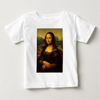 Leonardo da Vinci Mona Lisa T-shirts
