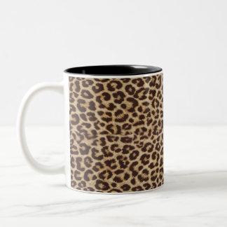 Leopard Caneca