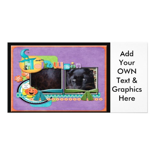 leopard-halloween-2010-0015 cartoes com foto personalizados