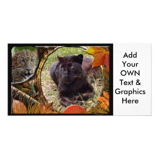leopard-halloween-2010-0017-h cartão com fotos personalizado