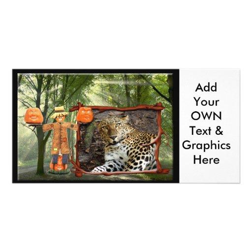 leopard-halloween-2010-0019 cartao com foto