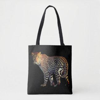 Leopardo Bolsa Tote