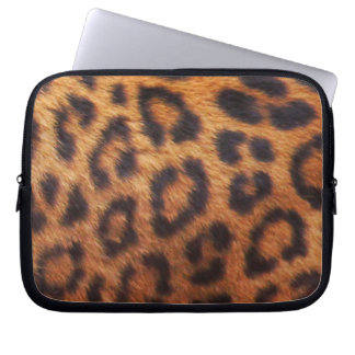 leopardo capa de notebook