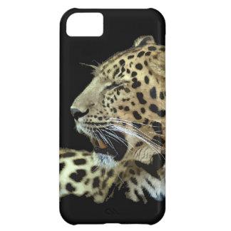 Leopardo Capa Para iPhone 5C