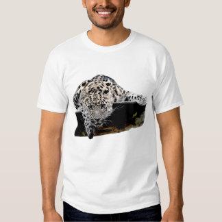 Leopardo de neve tshirt