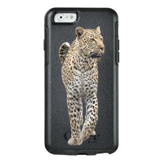 Leopardo na patrulha