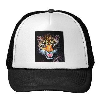 Leopardo rujir boné