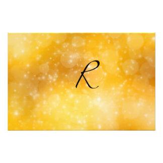 Letra R Impressão De Foto