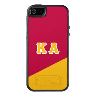 Letras alfa do grego da ordem | do Kappa