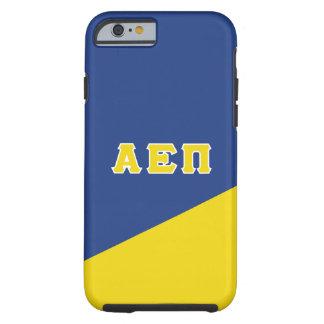 Letras alfa do grego do Pi | do épsilon Capa Tough Para iPhone 6