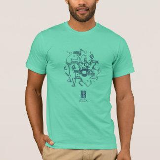 Letras árabes - postadas pelo DB Camiseta