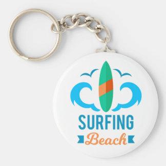 Leva Chave Básica Surf Chaveiro