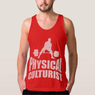 Levantamento físico do Bodybuilding da cultura Regata