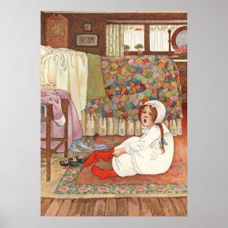 Levantar-se por Millicent Sowerby Pôster