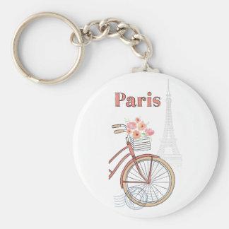 Leve Chave Básica Paris Chaveiro