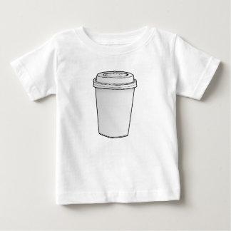 Leve embora camiseta para bebê