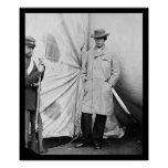 Lewis Payne, conspirador 1865 de Lincoln Pôsteres