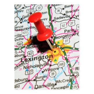 Lexington, Kentucky Cartão Postal