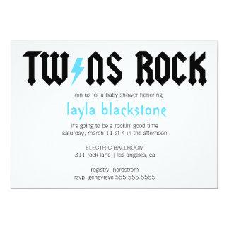 LGC junta o convite dos meninos da rocha Convite 12.7 X 17.78cm