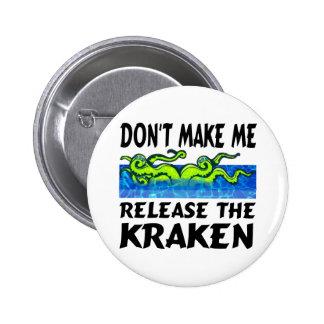 Liberação de Kraken o kraken Pins