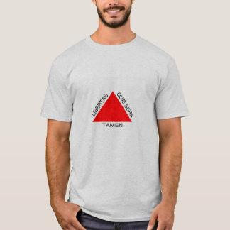 Liberdade Ainda Que tardia Camiseta