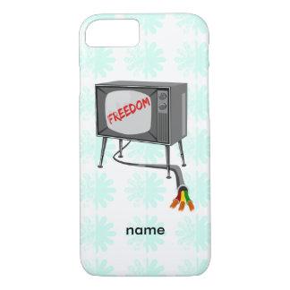 Liberdade da televisão capa iPhone 7
