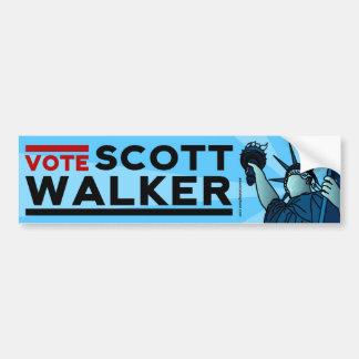 Liberdade do caminhante de Scott Adesivo Para Carro