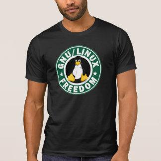 Liberdade do GNU Linux Camiseta