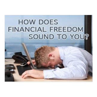 Liberdade financeira - cartão