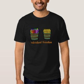 Liberdade individual tshirt