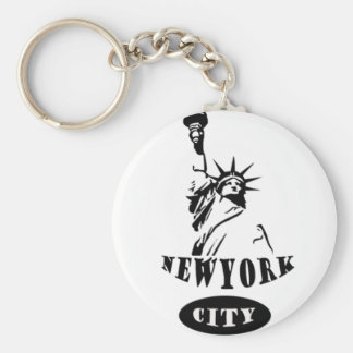 Liberdade na Nova Iorque Chaveiro