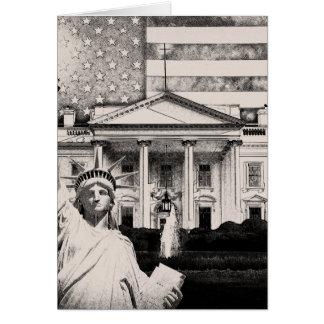 Liberdade religiosa em América Cartão