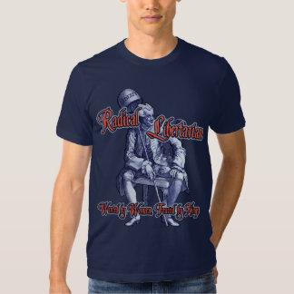 Libertário radical tshirt