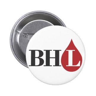 Libertários do coração de sangramento botons