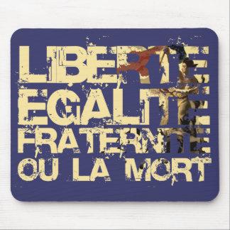 Liberte Egalite Fraternite: A Revolução Francesa Mouse Pad