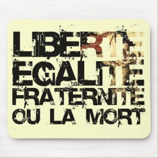 Liberte Egalite Fraternite A Revolução Francesa Mousepad