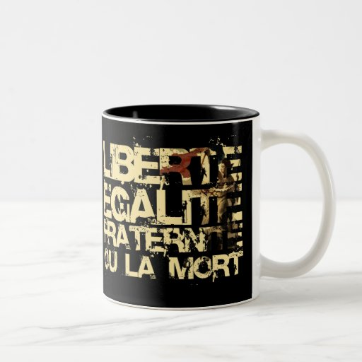 Liberte Egalite Fraternite: Revolução Francesa Canecas