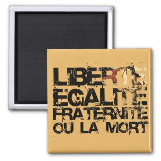 Liberte Egalite Fraternite Revolução Francesa Imã