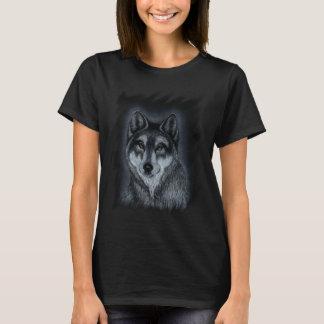 Líder do bloco - camisa do lobo T