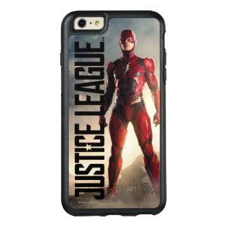 Liga de justiça | o flash no campo de batalha