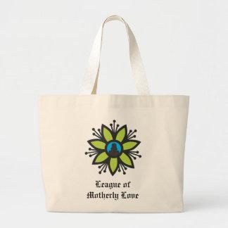 Liga do bolsa maternal do amor - design 2