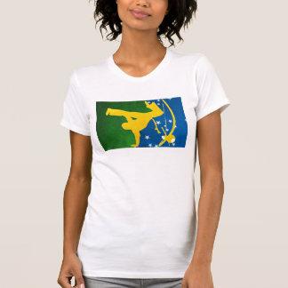 Liga principal Capoeira Tshirts